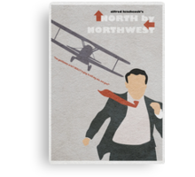 North by Northwest Canvas Print