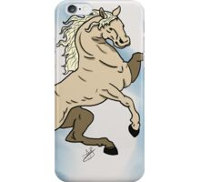 The Steed iPhone Case/Skin