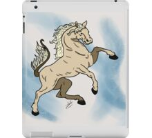 The Steed iPad Case/Skin