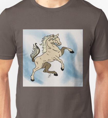 The Steed Unisex T-Shirt