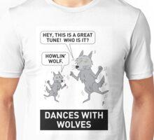 DANCES WITH WOLVES Unisex T-Shirt