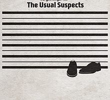 The Usual Suspects by A. TW