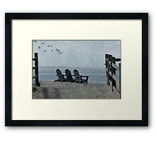 I've Got Dreams To Remember Framed Print
