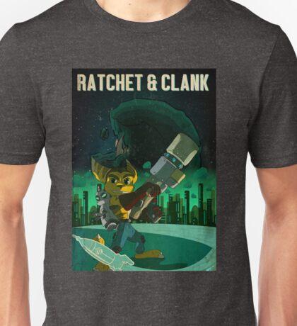 RC Made Retro  Unisex T-Shirt