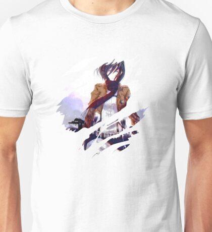 Shingeki no Kyojin - Mikasa Unisex T-Shirt