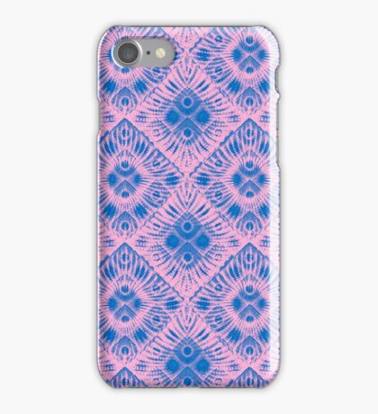 Graphic Shell Pattern Purple iPhone Case/Skin