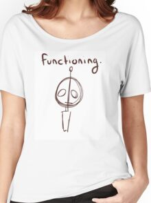 functioning Women's Relaxed Fit T-Shirt