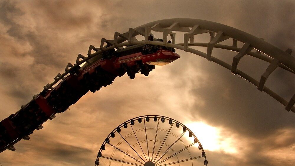 Theme Park 3 by eclectic1