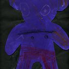 Bear (Janis 6 years old) by Pilgrim