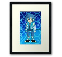 Little Aoba Framed Print