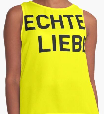 Echte Liebe - BVB Contrast Tank
