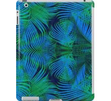 brazil palm tree graphic retro design pattern iPad Case/Skin