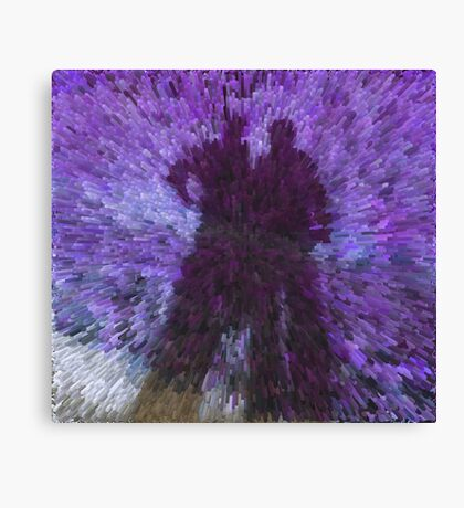 Me & My Shadow Canvas Print