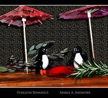 Penguin Romance - Cool Stuff by Maria A. Barnowl