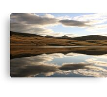 Harlaw Mirror Canvas Print