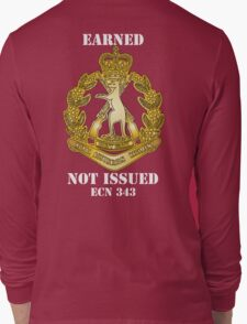 Earned Not Issued T-Shirt