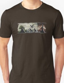 The Middle Earth Unisex T-Shirt