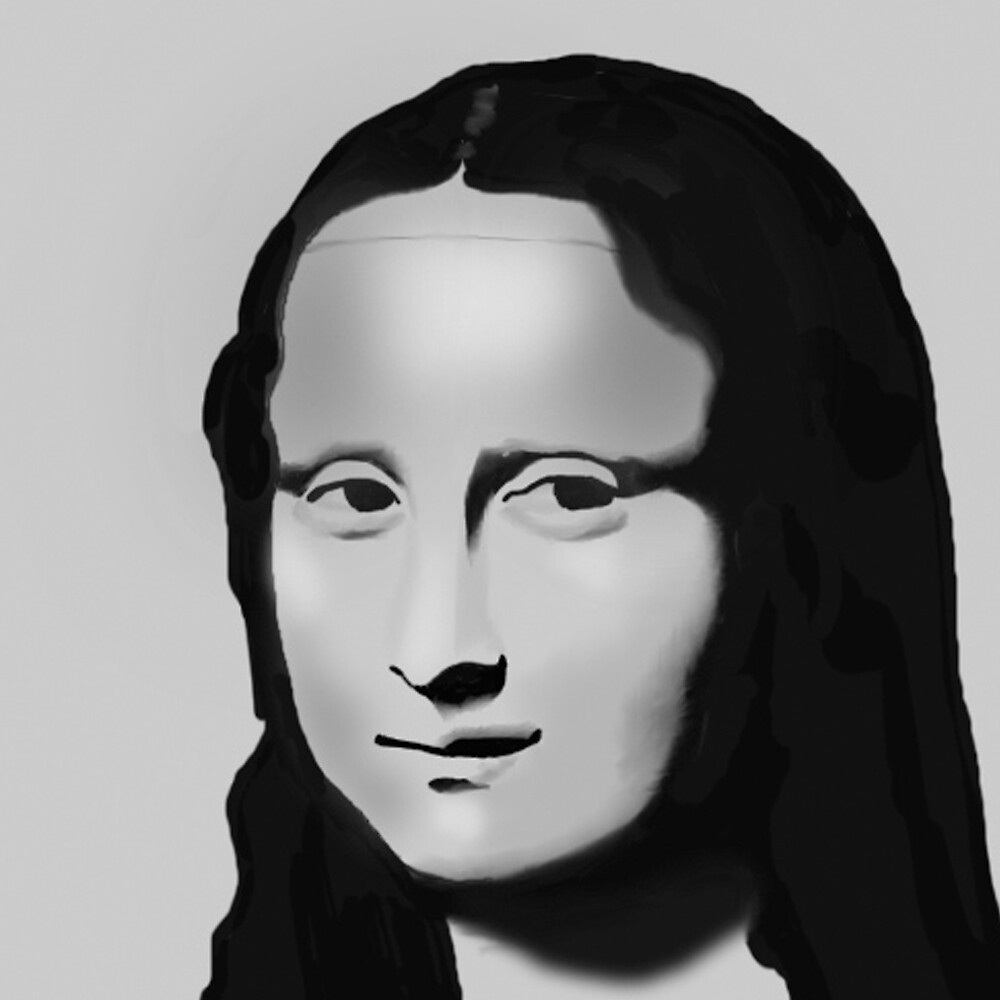 Mona Lisa by YourSuccess