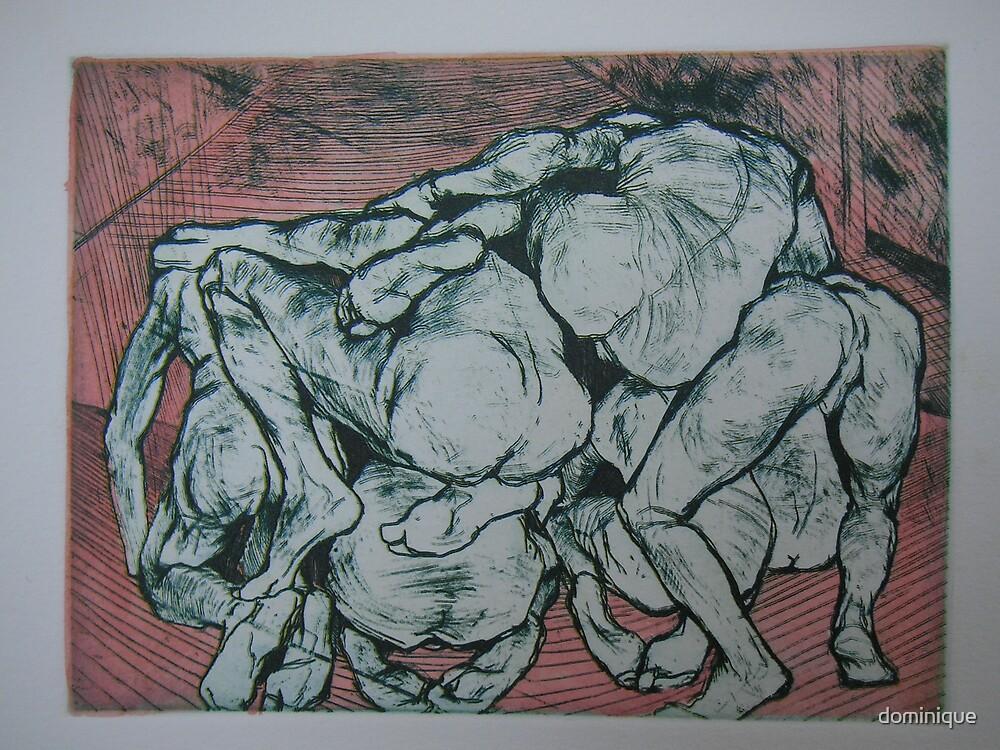 Pile VI by dominique