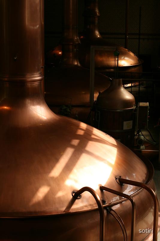 Heineken Brewery by sotiri