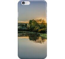 Frosty Morning Sunrise iPhone Case/Skin