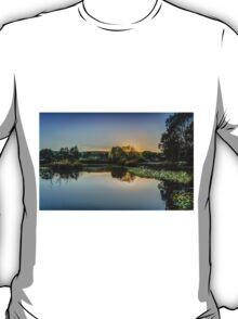 Frosty Morning Sunrise T-Shirt