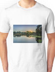 Frosty Morning Sunrise Unisex T-Shirt