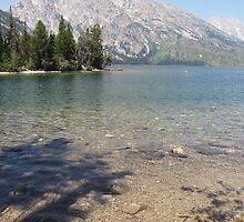 Jenny Lake, Grand Teton National Park, Wyoming by Taryn Halterman