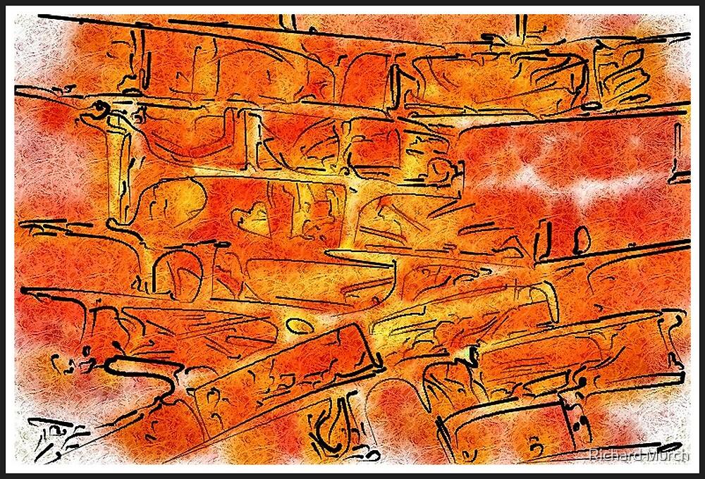 The Brick by Richard Murch