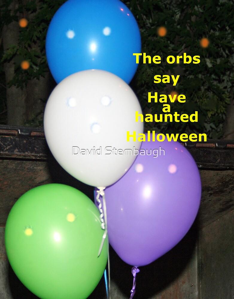 halloween by David Stembaugh