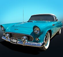 56 Thunderbird by Keith Hawley