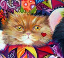 Persian cats Sticker