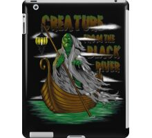 Pay the Gill-Man iPad Case/Skin