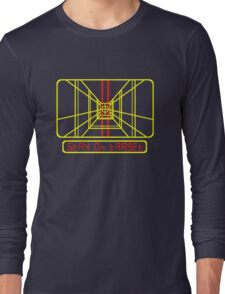 Stay on Target Long Sleeve T-Shirt