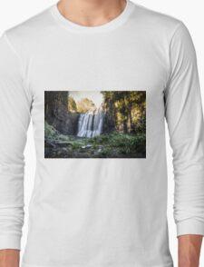 Guide Falls Tasmania Long Sleeve T-Shirt