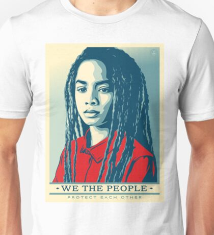 We the people - Protect Unisex T-Shirt