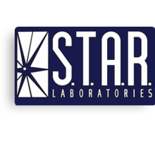 STAR Laboratories Canvas Print