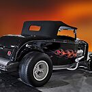 Classic 1932 Ford 'Hot Rod' Roadster by DaveKoontz