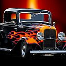 1932 Ford 'Classic Hot Rod' Coupe by DaveKoontz
