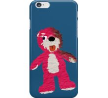 Pink Teddy Bear Breaking Bad iPhone Case/Skin