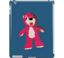 Pink Teddy Bear Breaking Bad iPad Case/Skin