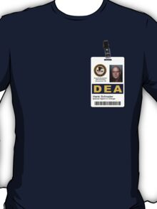 Special Agent in Charge V2 T-Shirt