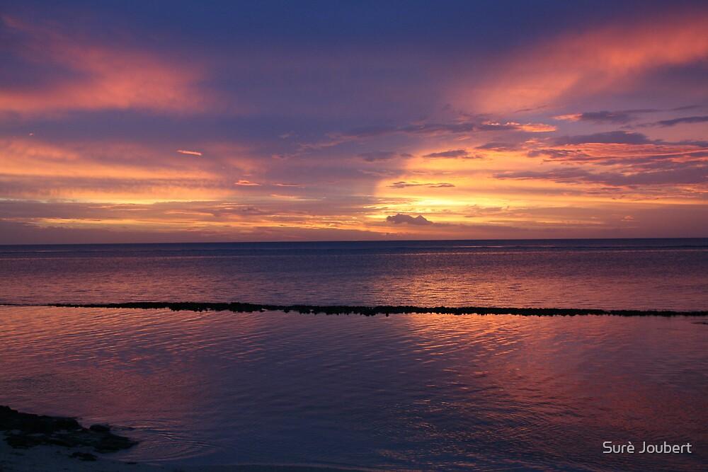 Awesome Sunset by Surè Joubert