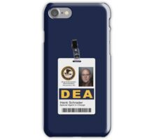 Special Agent in Charge iPhone Case/Skin