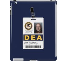 Special Agent in Charge iPad Case/Skin