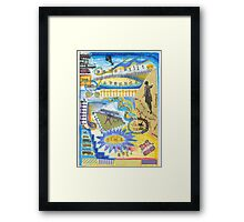Possibilities abound, glut yourself  Framed Print