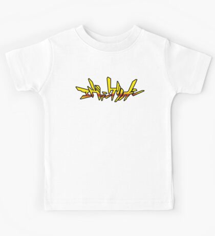 Neon Genesis Evangelion - Logo Kids Tee