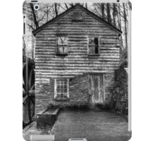 The Rice Gristmill (HDR) B&W iPad Case/Skin