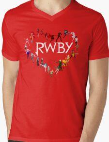 To RWBY With Love Mens V-Neck T-Shirt