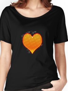 You are all over my heart! Women's Relaxed Fit T-Shirt